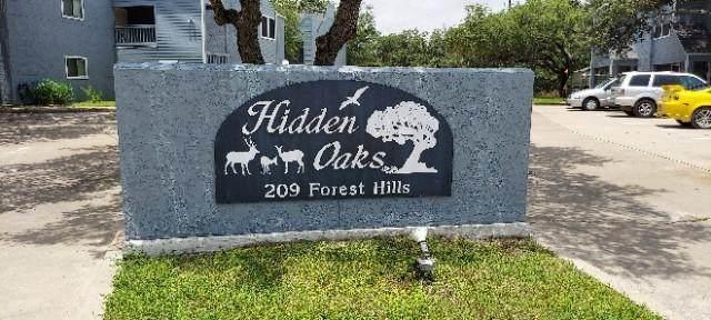 209 Forest Hills  #2 Forest Hills St #210, Rockport, TX 78382 (#4314179) :: Cord Shiflet Group