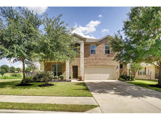 809 Centerbrook Pl, Round Rock, TX 78665 (#4342785) :: Papasan Real Estate Team @ Keller Williams Realty