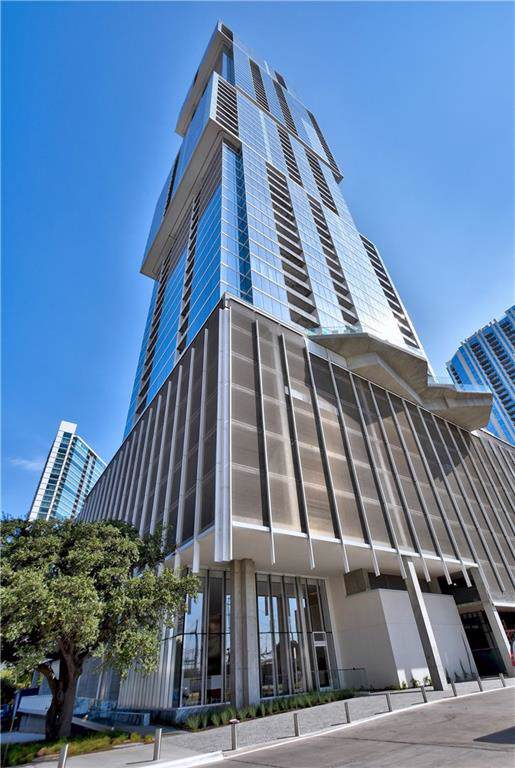 301 West Ave #1402, Austin, TX 78701 (#4355649) :: The Summers Group