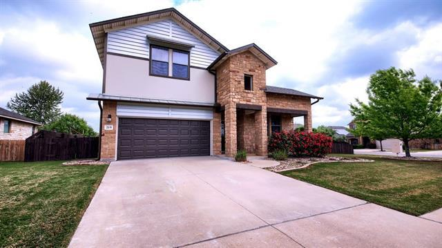 215 Moral Pass, Georgetown, TX 78628 (#4356490) :: The ZinaSells Group