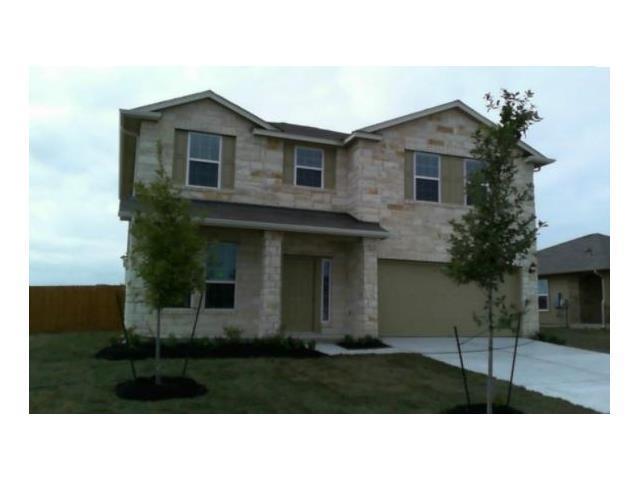 101 W Leon River Loop, Hutto, TX 78634 (#4390785) :: RE/MAX Capital City