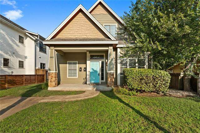 5402 Duval St A & B, Austin, TX 78751 (#4399936) :: Azuri Group | All City Real Estate