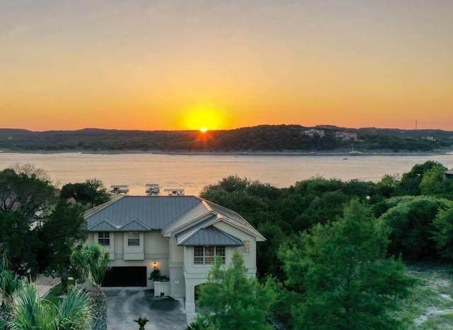 300 Lakefront Dr, Point Venture, TX 78645 (#4406230) :: Papasan Real Estate Team @ Keller Williams Realty