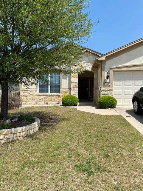 721 Independence Creek Ln, Georgetown, TX 78633 (#4419075) :: Azuri Group | All City Real Estate
