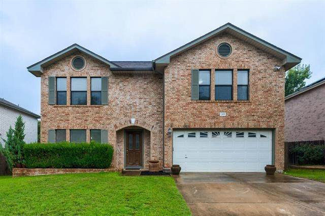 1305 NE Chalk Ln, Cedar Park, TX 78613 (#4439611) :: 10X Agent Real Estate Team