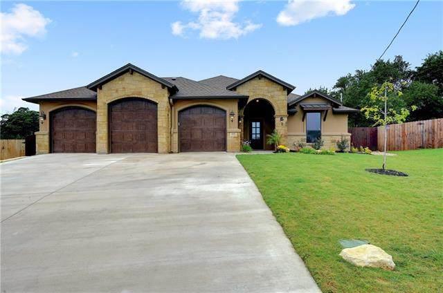 102 Quail Run, Georgetown, TX 78633 (#4444175) :: Front Real Estate Co.