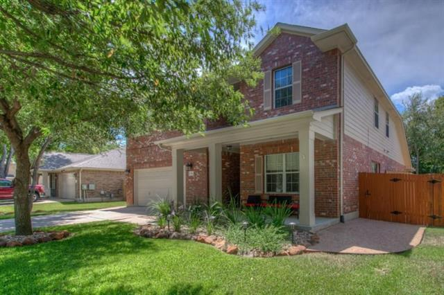 316 Creek Ridge Ln, Round Rock, TX 78664 (#4448863) :: The ZinaSells Group