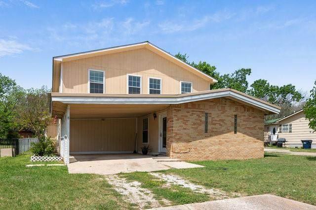 806 N Vanderveer St, Burnet, TX 78611 (#4482203) :: Zina & Co. Real Estate