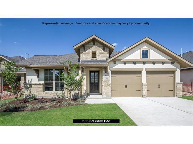 3009 Rabbit Creek Dr, Georgetown, TX 78626 (#4486297) :: Watters International