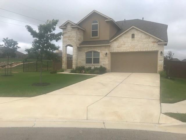 124 Checkerspot Ct, Georgetown, TX 78626 (#4505263) :: RE/MAX Capital City