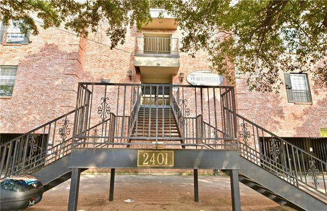 2401 Leon St #307, Austin, TX 78705 (MLS #4519634) :: Vista Real Estate