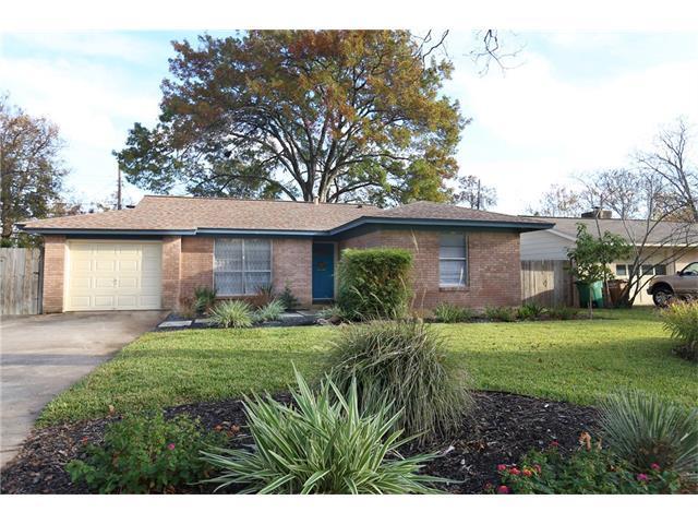 6703 Modesto St, Austin, TX 78757 (#4527273) :: Magnolia Realty