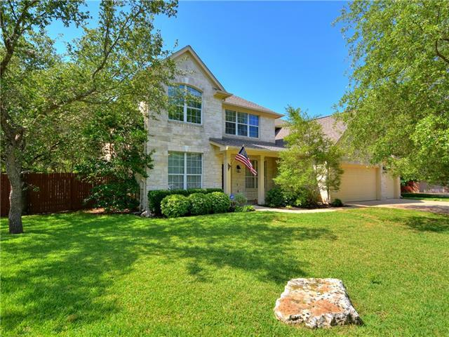 3205 Indigo Waters Dr, Austin, TX 78732 (#4531140) :: KW United Group