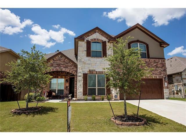 2207 Manada Trl, Cedar Park, TX 78641 (#4534380) :: TexHomes Realty