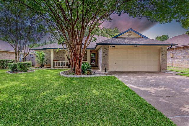 607 Battlecreek Ln, Leander, TX 78641 (#4544458) :: 12 Points Group