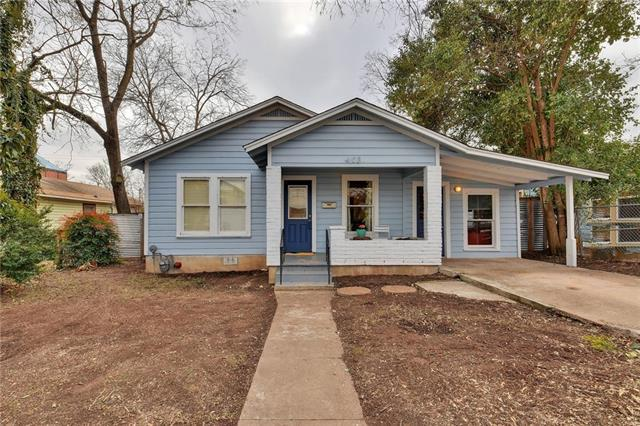 403 W 55th St, Austin, TX 78751 (#4544876) :: Papasan Real Estate Team @ Keller Williams Realty