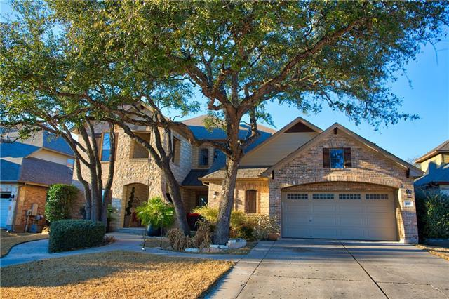 4008 Crest Cv, Round Rock, TX 78681 (#4572740) :: The ZinaSells Group