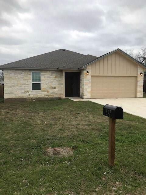 857 Pecan Ln, Cottonwood Shores, TX 78657 (#4597443) :: Zina & Co. Real Estate