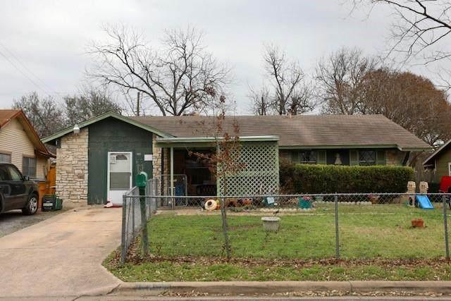 6911 Priscilla Dr, Austin, TX 78752 (#4611959) :: ORO Realty