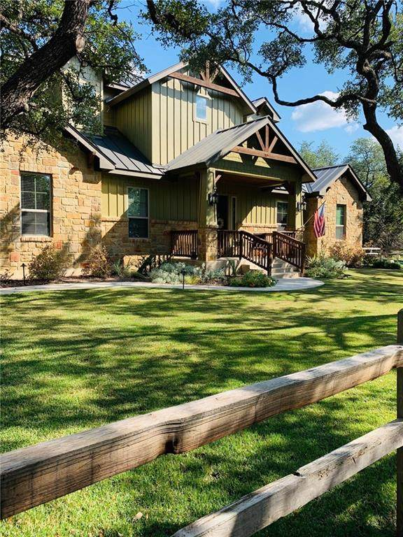 5557 Mustang Valley Trl, Wimberley, TX 78676 (#4612987) :: The Perry Henderson Group at Berkshire Hathaway Texas Realty