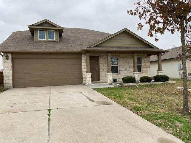 606 Creston St, Hutto, TX 78634 (#4637286) :: RE/MAX IDEAL REALTY