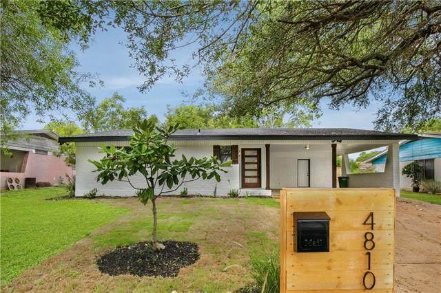 4810 Russet Hill Dr, Austin, TX 78723 (#4650810) :: Watters International