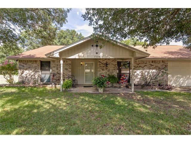 1709 Guess Dr, Salado, TX 76571 (#4688244) :: Papasan Real Estate Team @ Keller Williams Realty