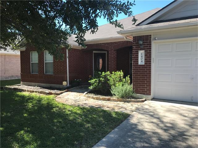 1404 Terra St, Round Rock, TX 78665 (#4693291) :: The Heyl Group at Keller Williams