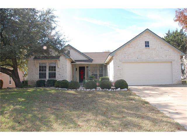103 Hill Country Dr, Georgetown, TX 78633 (#4700093) :: Forte Properties