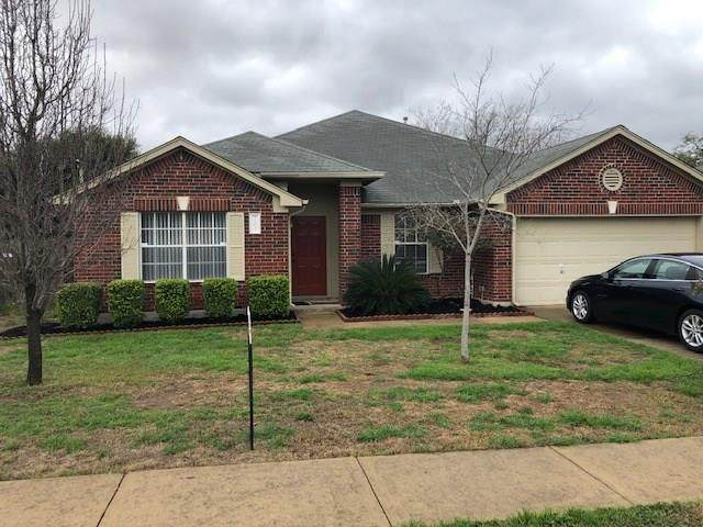 703 Rockcrest Dr, Georgetown, TX 78628 (#4708714) :: The Perry Henderson Group at Berkshire Hathaway Texas Realty