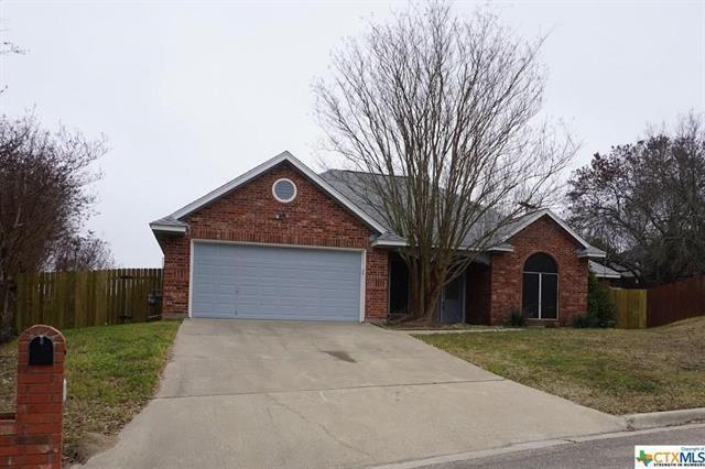 705 Bluebonnet Cir, Harker Heights, TX 76548 (#4720664) :: Forte Properties