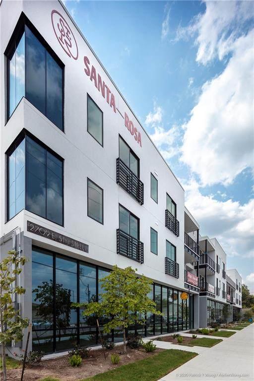 2709 E 5th St #2301, Austin, TX 78702 (#4760648) :: Papasan Real Estate Team @ Keller Williams Realty