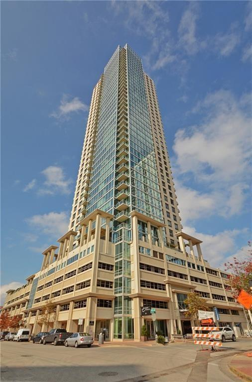 300 Bowie St #808, Austin, TX 78703 (#4764004) :: The Gregory Group