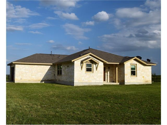 20033 Cameron Rd, Coupland, TX 78615 (#4766647) :: Van Poole Properties