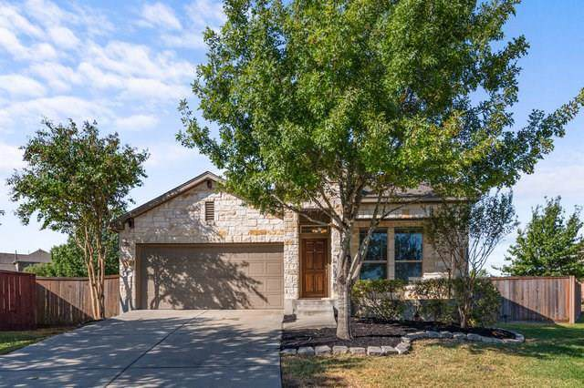 1117 Sunny Meadows Loop, Georgetown, TX 78626 (#4773612) :: The Heyl Group at Keller Williams