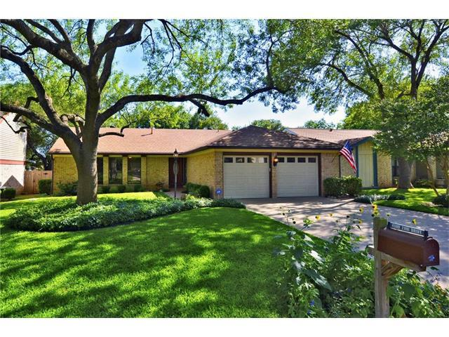 4309 Zuni Dr, Austin, TX 78759 (#4776656) :: Papasan Real Estate Team @ Keller Williams Realty
