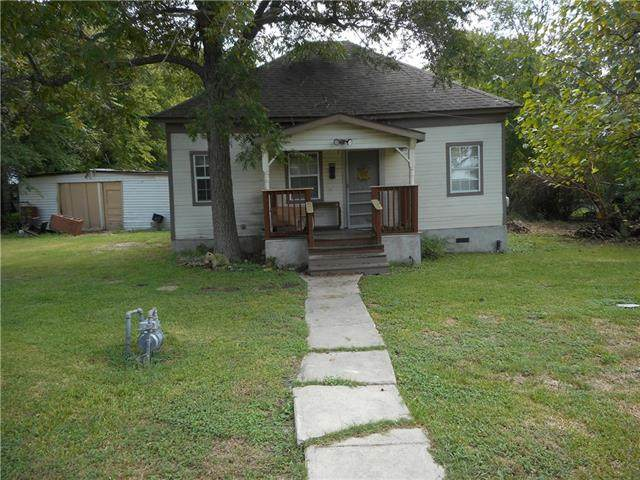310 Hosack St, Taylor, TX 76574 (#4827725) :: The Perry Henderson Group at Berkshire Hathaway Texas Realty