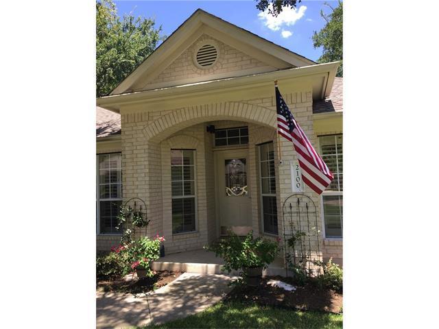 2100 Bent Tree Ct, Round Rock, TX 78681 (#4850404) :: Austin International Group LLC