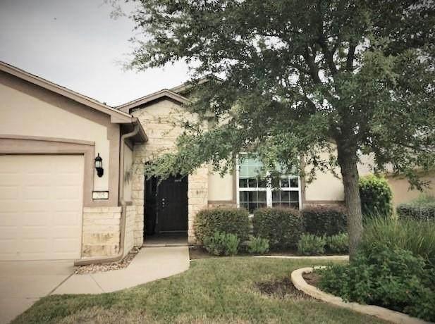 205 Prairie Creek Trl, Georgetown, TX 78633 (#4850407) :: Watters International