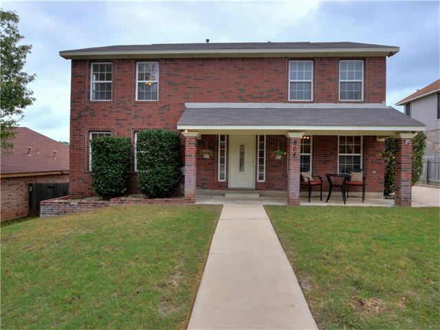 804 Rolling Meadow Dr, Pflugerville, TX 78660 (#4864505) :: Forte Properties