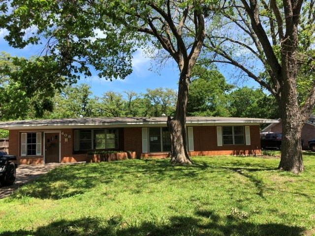 408 San Jacinto Dr, Rockdale, TX 76567 (#4875335) :: The Heyl Group at Keller Williams