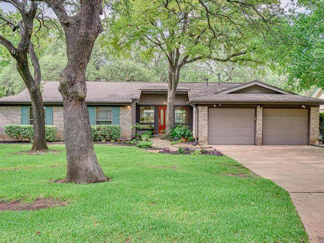 7006 S Sioux Trl, Austin, TX 78729 (#4876752) :: First Texas Brokerage Company