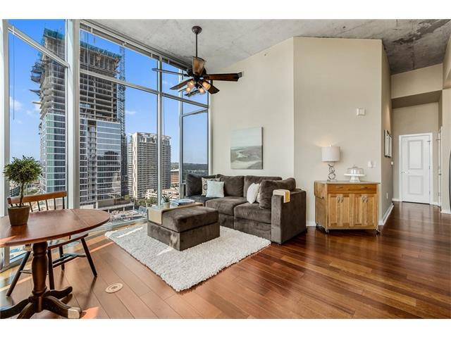 360 Nueces St #1602, Austin, TX 78701 (#4881387) :: Papasan Real Estate Team @ Keller Williams Realty