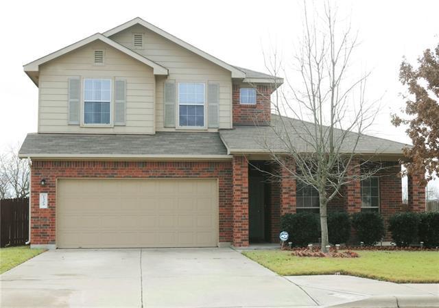 1309 Grande Mesa Dr, Georgetown, TX 78626 (#5034968) :: Watters International