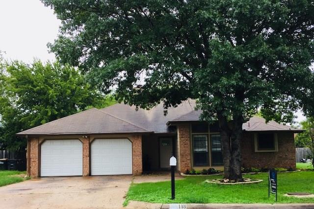 118 Woodmont Dr, Georgetown, TX 78628 (#5042544) :: Papasan Real Estate Team @ Keller Williams Realty