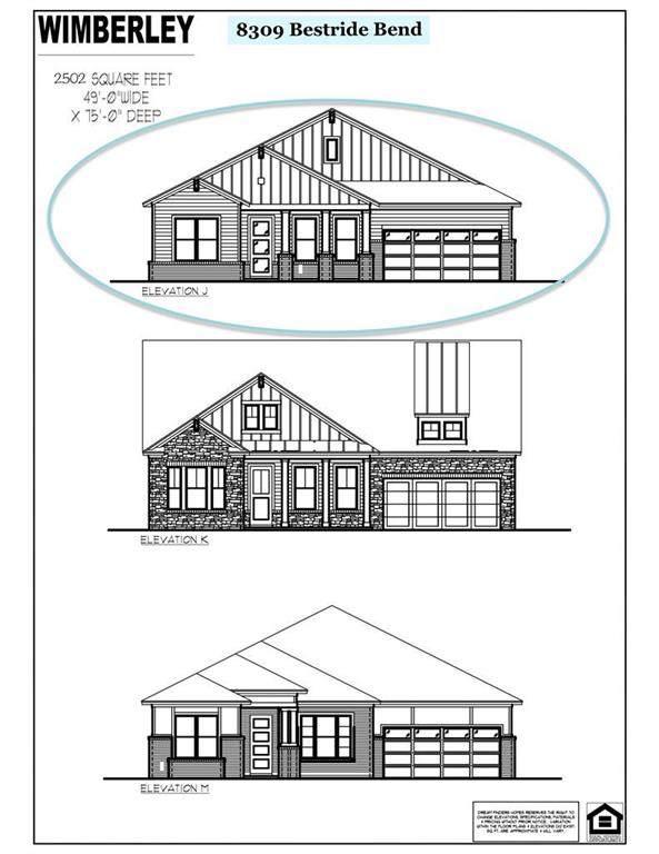 8309 Bestride Bnd, Austin, TX 78744 (#5045184) :: Papasan Real Estate Team @ Keller Williams Realty