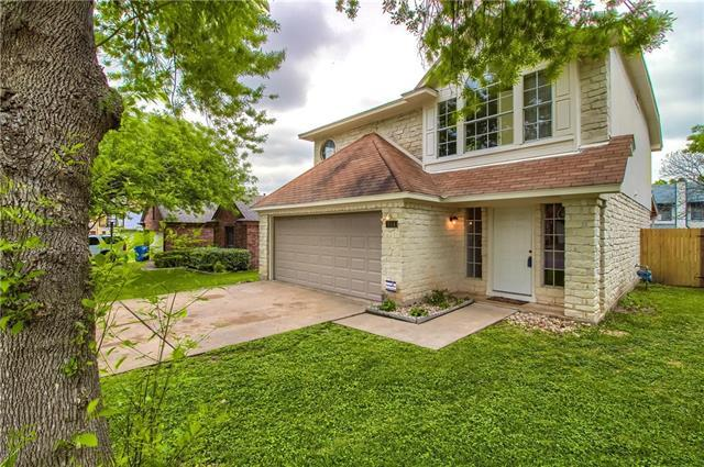 514 Broken Feather Trl, Pflugerville, TX 78660 (#5057882) :: The ZinaSells Group