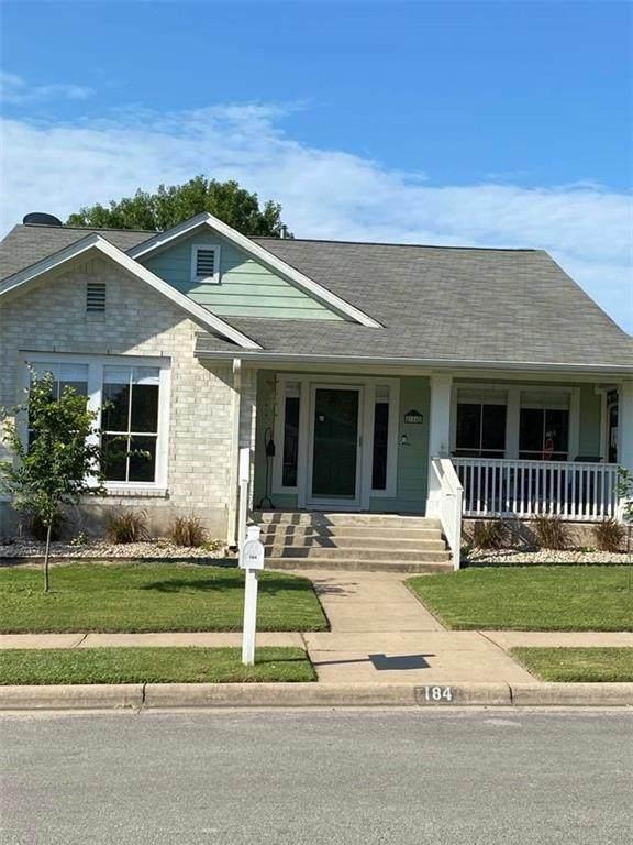 184 Wetzel, Kyle, TX 78640 (#5086327) :: Papasan Real Estate Team @ Keller Williams Realty