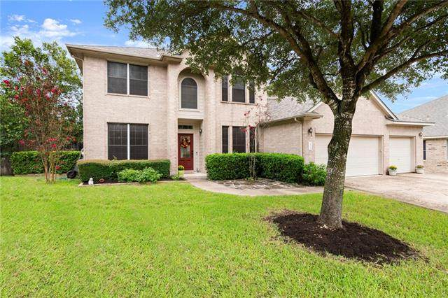 3923 Blue Monster Cv, Round Rock, TX 78664 (#5100624) :: R3 Marketing Group