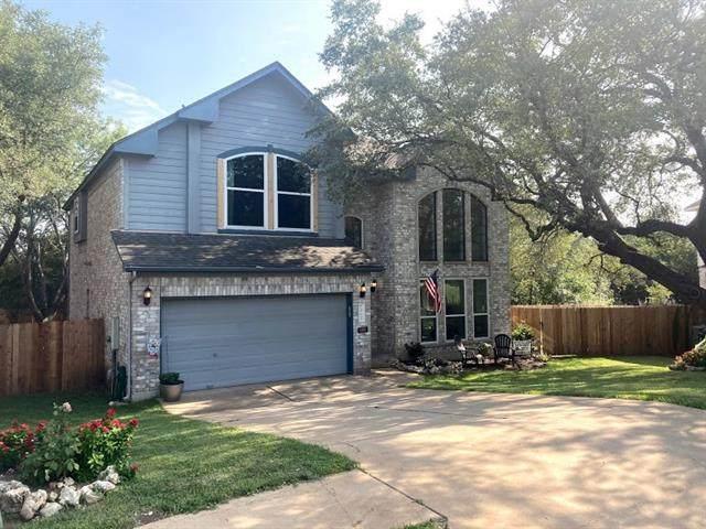 1017 Lone Buck Pass, Cedar Park, TX 78613 (#5102408) :: Homes By Lainie Real Estate Group